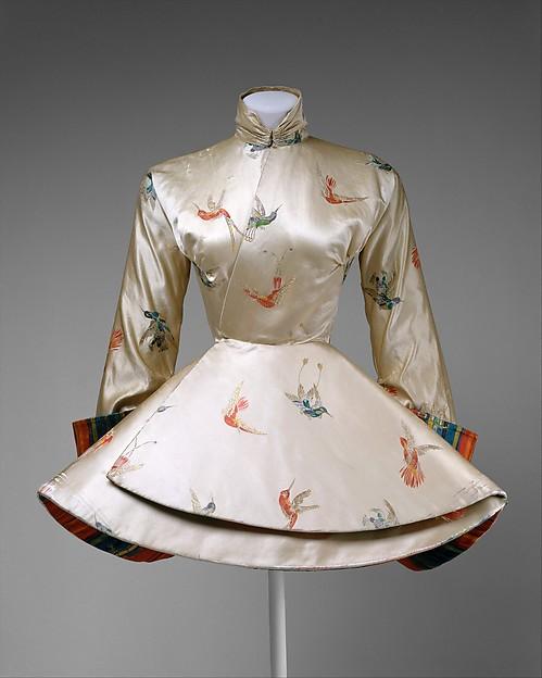 Evening ensemble, Madame Grès (Alix Barton) (French, Paris 1903–1993 Var region), silk, French