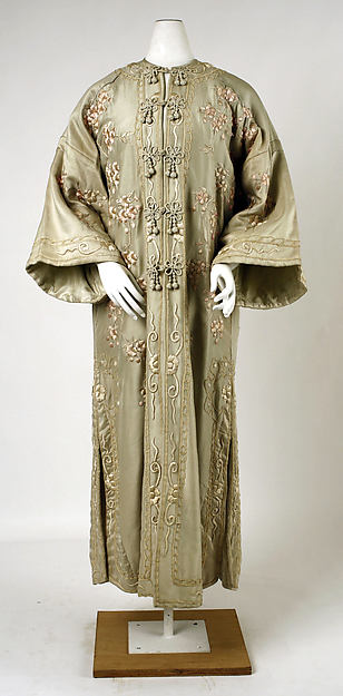 Coat, Unknown, silk, Japanese