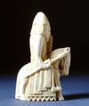Knight, Walrus ivory, Scandinavian
