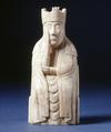 Queen, Walrus ivory, Scandinavian