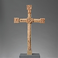 The Cloisters Cross, Walrus ivory, British