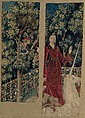 The Mystic Capture of the Unicorn (from the Unicorn Tapestries), Wool warp with wool, silk, silver, and gilt wefts, South Netherlandish
