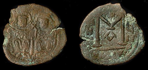 Greek Fals of Gerasa, Copper