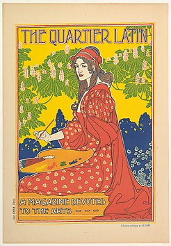 The Quartier Latin: A Magazine Devoted to The Arts