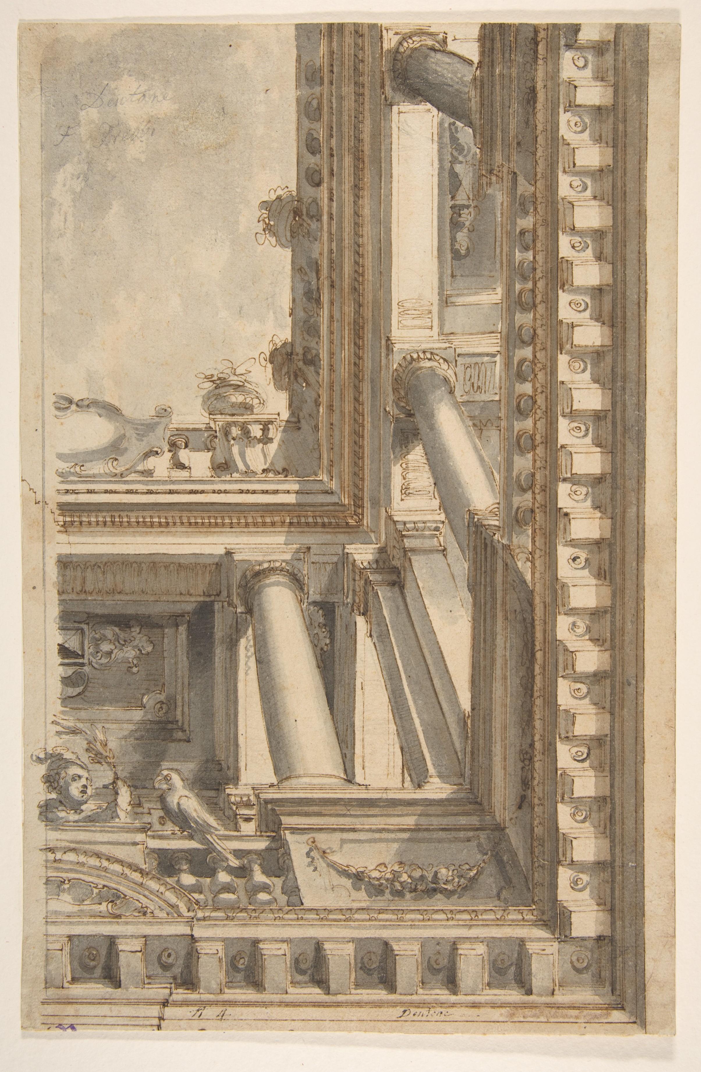Faustino Trebbi Design For A Trompe L