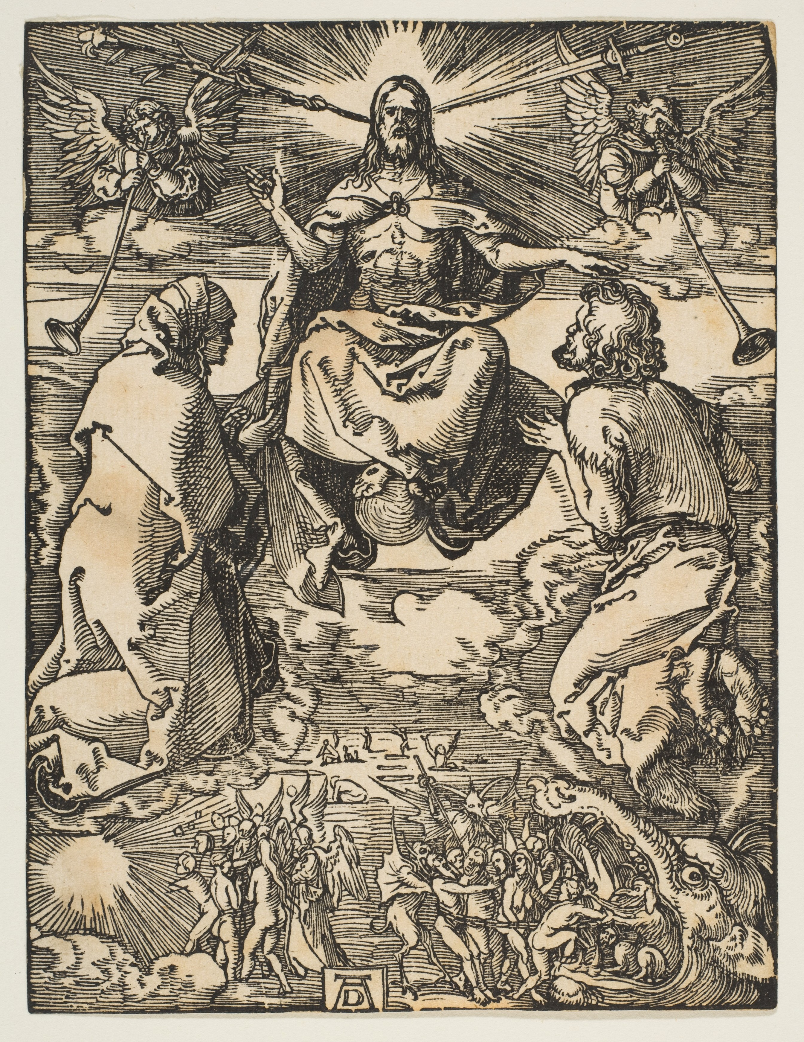 Albrecht Dürer | The Last Judgment, from The Small Passion | The Met