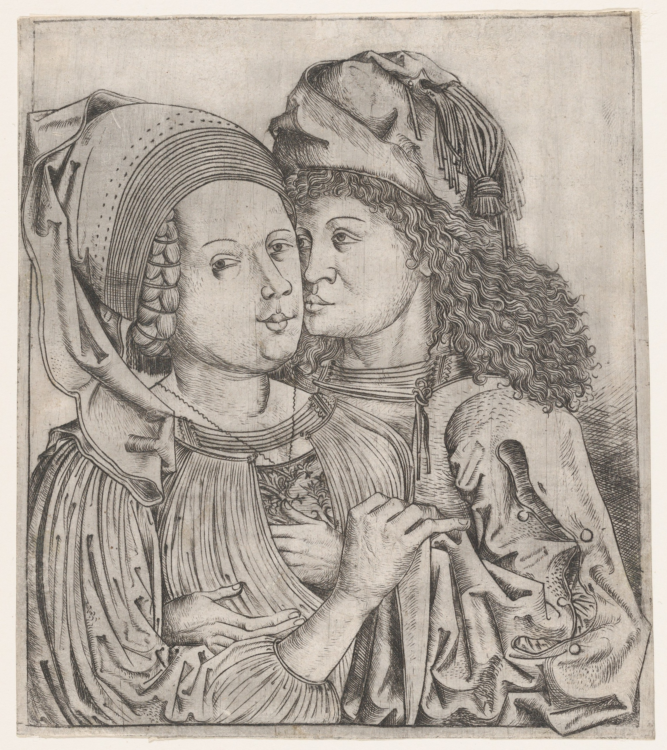 """The Print in the North: The Age of Albrecht Dürer and Lucas van Leyden"":  The Metropolitan Museum of Art Bulletin, v. 54, no."