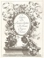 Livre de Toutes Sortes De Fleurs D'apres Nature, Designed by Jean-Baptiste Monnoyer (French, Lille 1636–1699 London), Engraving