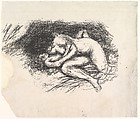 Summer, Pierre Bonnard (French, Fontenay-aux-Roses 1867–1947 Le Cannet), Lithograph; proof impression