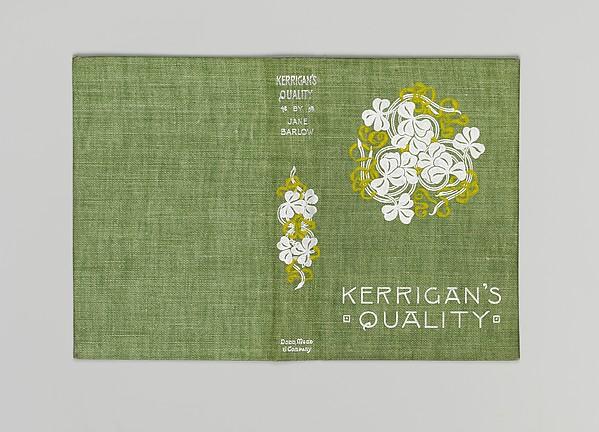 Kerrigan's Quality, Alice Cordelia Morse (American, Ohio 1863–1961)