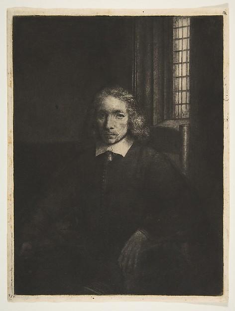 Pieter Haaringh ('Young Haaringh'), Rembrandt (Rembrandt van Rijn) (Dutch, Leiden 1606–1669 Amsterdam), Etching, drypoint, and burin, light plate tone; first of fsix states
