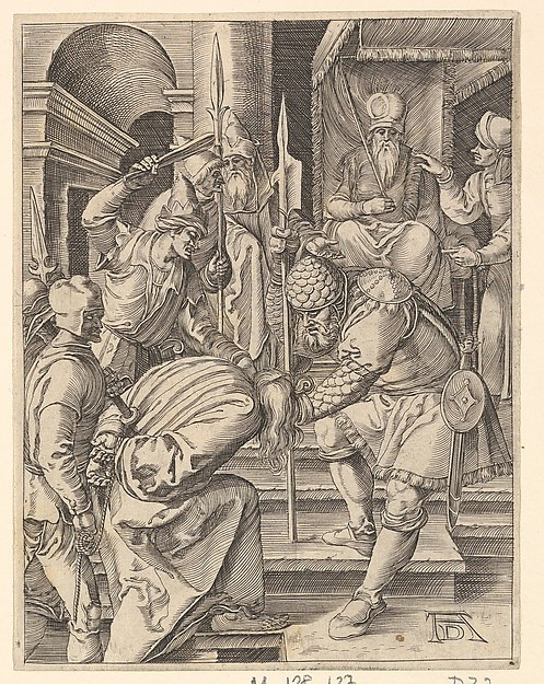 Engraved copies of The Little Passion, After Albrecht Dürer (German, Nuremberg 1471–1528 Nuremberg), Engraving