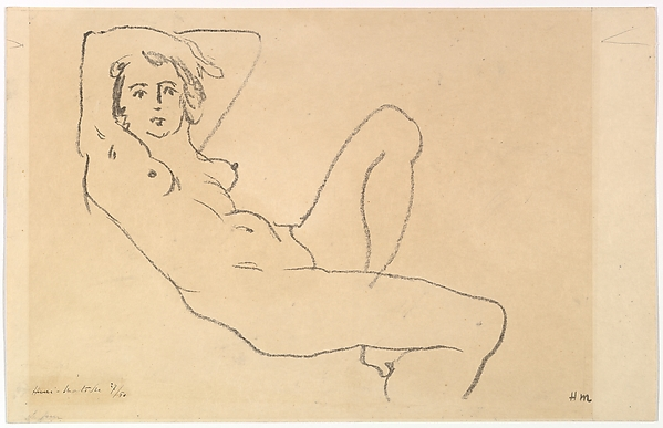 Day, Henri Matisse (French, Le Cateau-Cambrésis 1869–1954 Nice), Lithograph