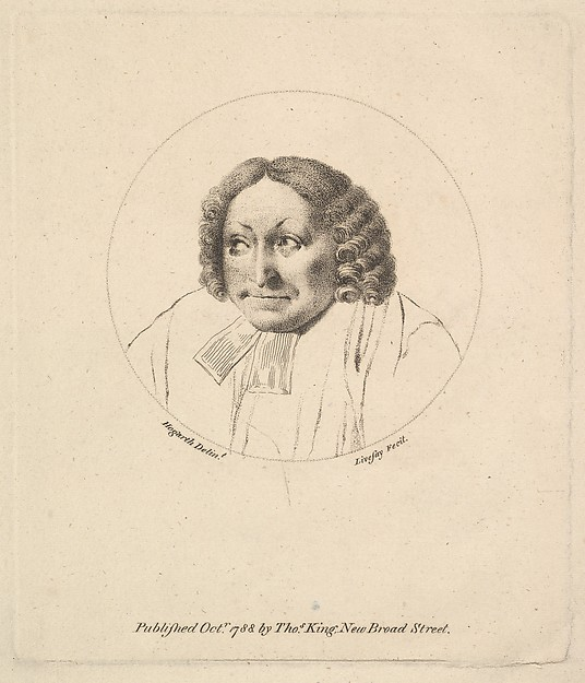 The Parson's Head, Richard Livesay (British, 1753–1823 Southsea), Etching and engraving