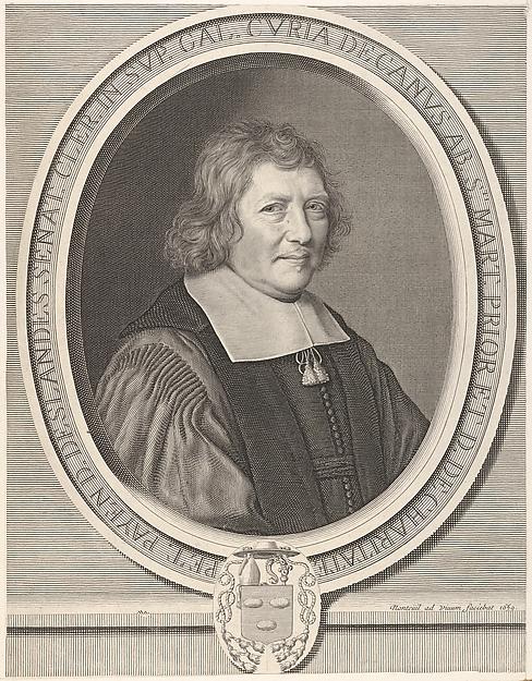 Pierre Payen-Deslandes, Robert Nanteuil (French, Reims 1623–1678 Paris), Engraving; first state of two (Petitjean & Wickert)