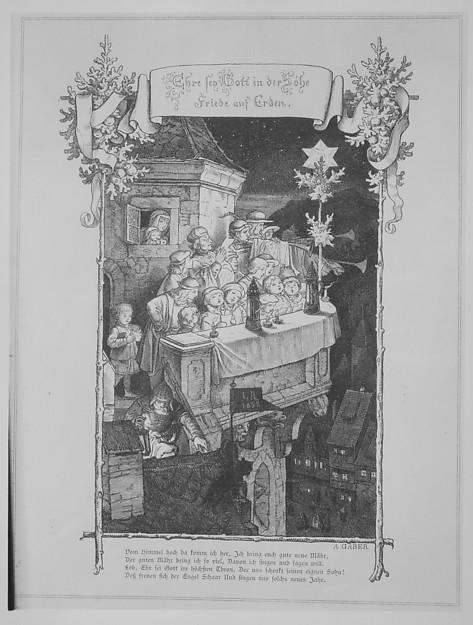 Richter's Werke  (binder's title), Written by Adrian Ludwig Richter (German, Dresden 1803–1884 Dresden), Steel engravings, wood engravings, photoprints