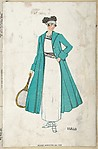 Fashion (Mode), Mela Koehler (Austrian, Vienna 1885–1960 Stockholm), Color lithograph