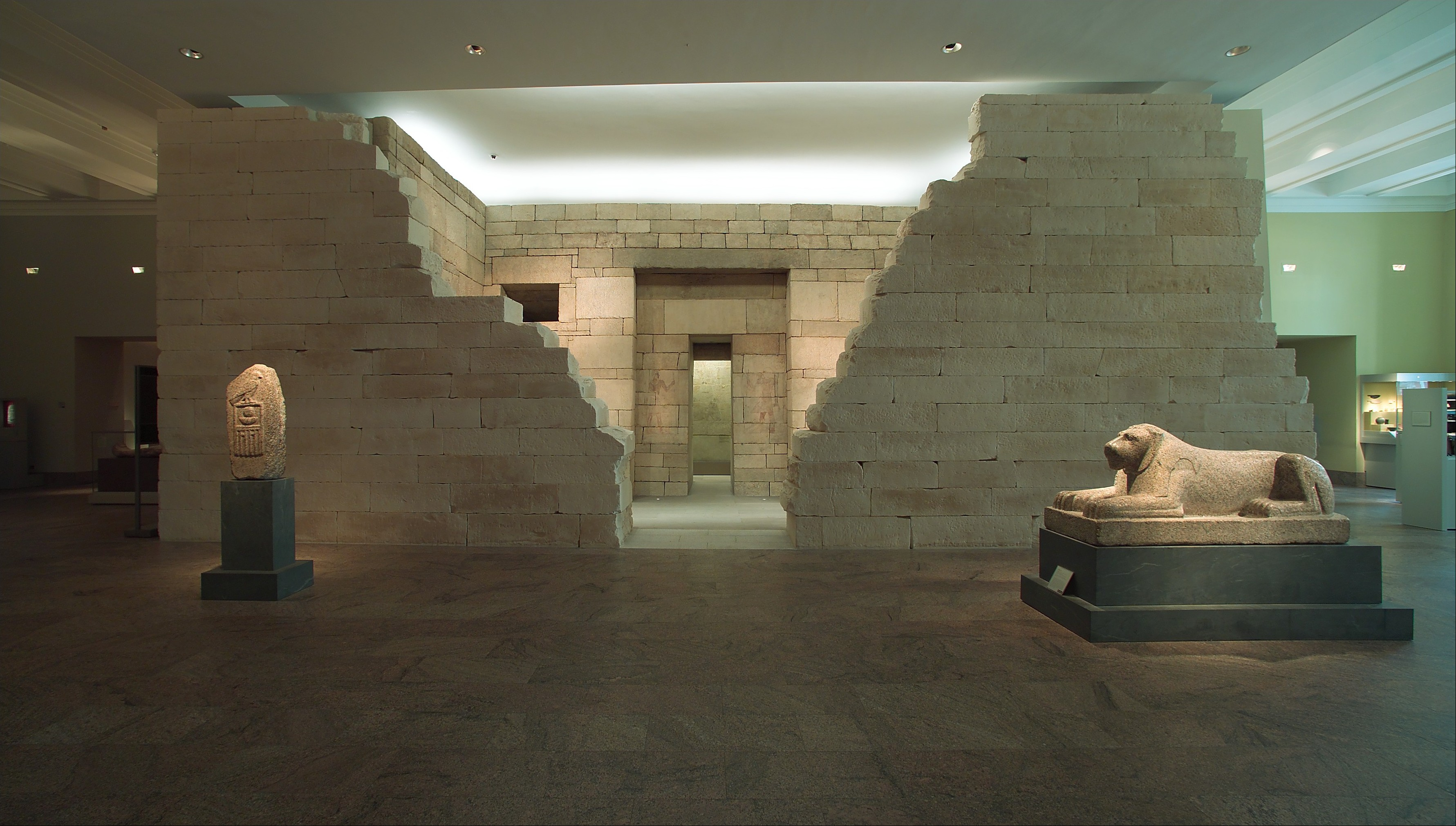 Mastaba Tomb Of Perneb Old Kingdom The Met