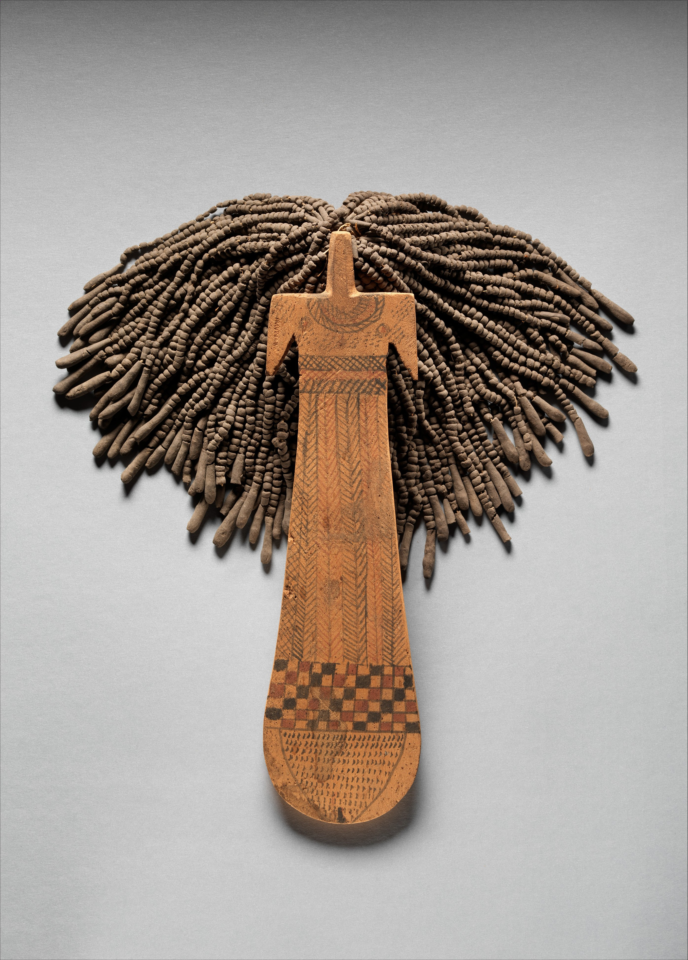 Paddle Doll Middle Kingdom The Met