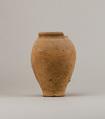 Rough ware jar, Pottery