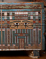 Coffin of Ameny, wood, paint