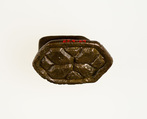 Stamp seal, Copper alloy