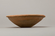 Late ware bowl, Pottery