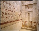 use the tomb of perneb to explain the function and use the mastaba essay