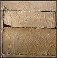 Tomb Chapel of Raemkai: West Wall, Limestone, paint