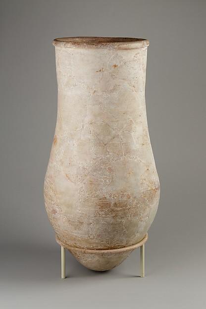 Storage Jar from Tutankhamun's Embalming Cache, Pottery