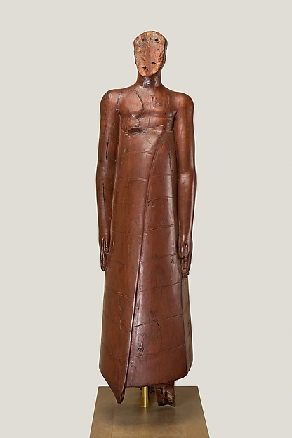 Statue of the Vizier Iuy, Wood