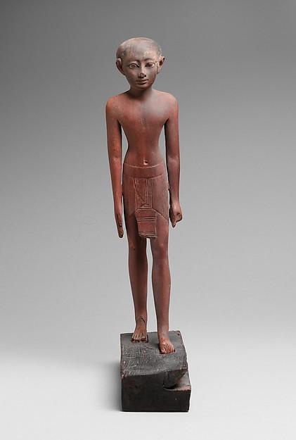 Statuette of Huwebenef, Wood