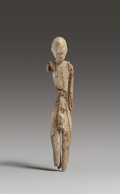 Male figure, Ivory