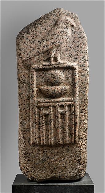 Stela of Raneb, Granite
