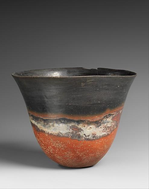Classic Kerma Beaker, Pottery