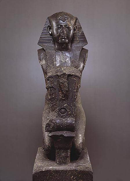 Statue of Seti I, Granodiorite
