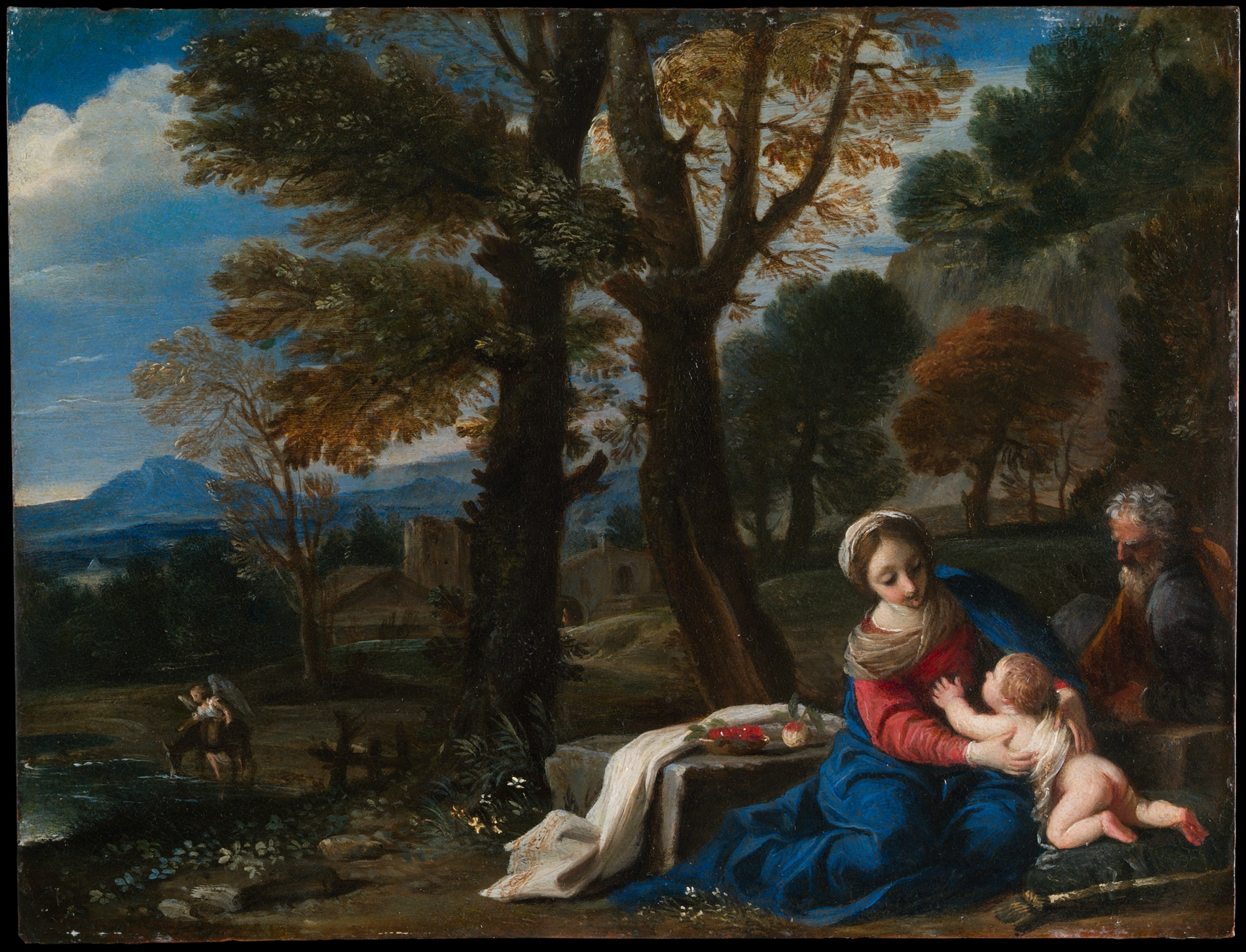 Going for Baroque: Bringing 17th-Century Masters to the Met