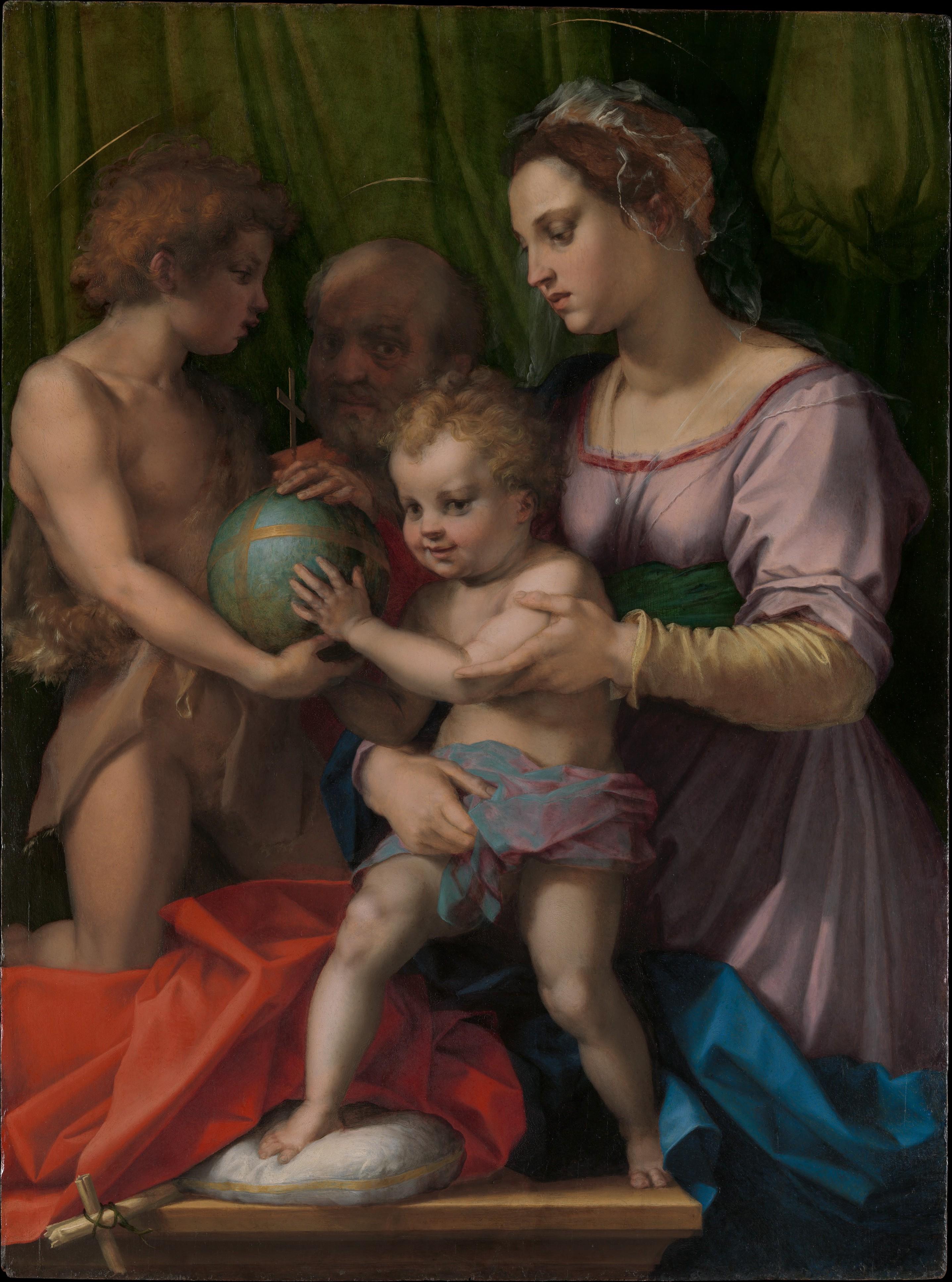 Andrea del Sarto (Andrea d'Agnolo