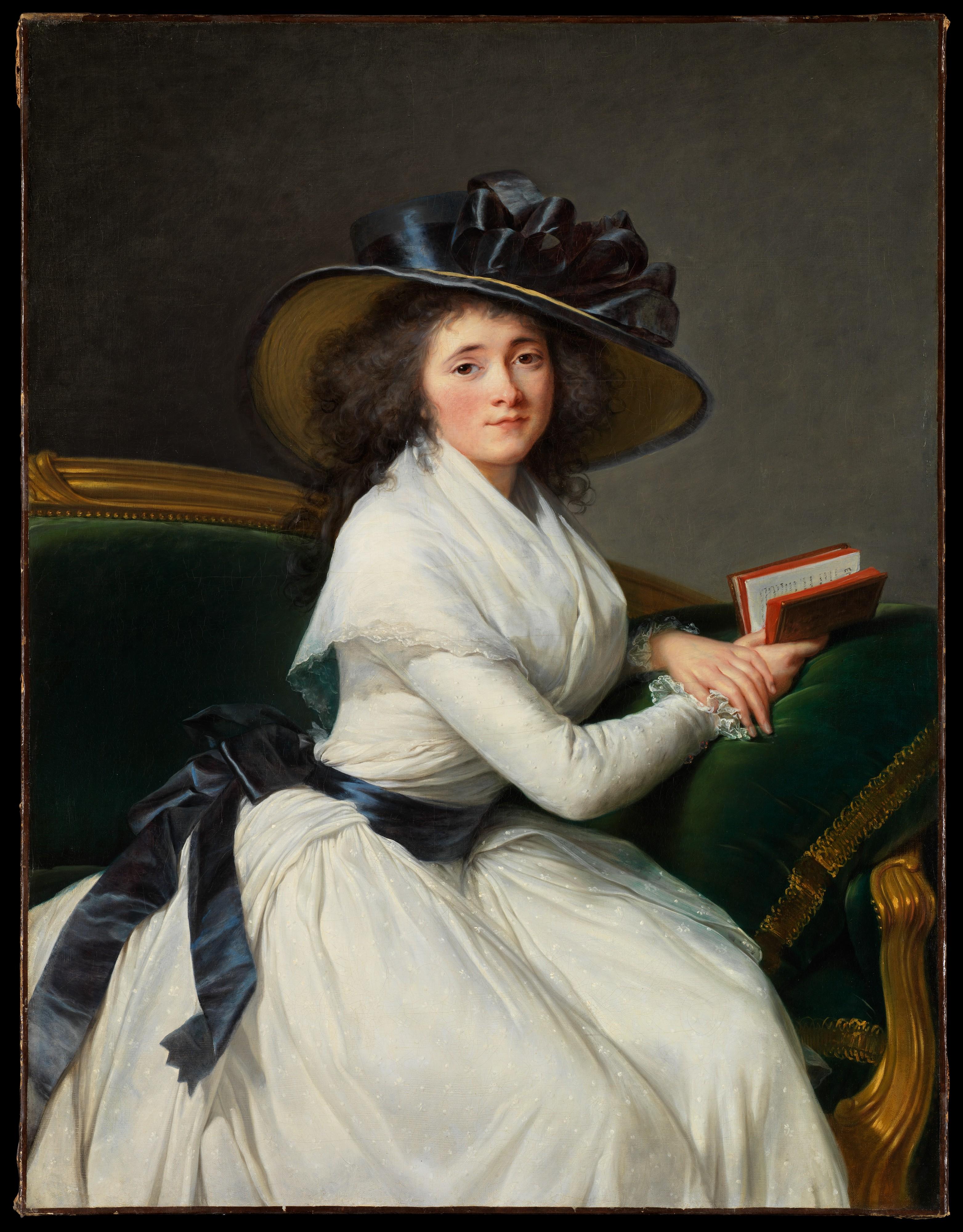 Quadro di Elisabeth Vigée-Lebrun