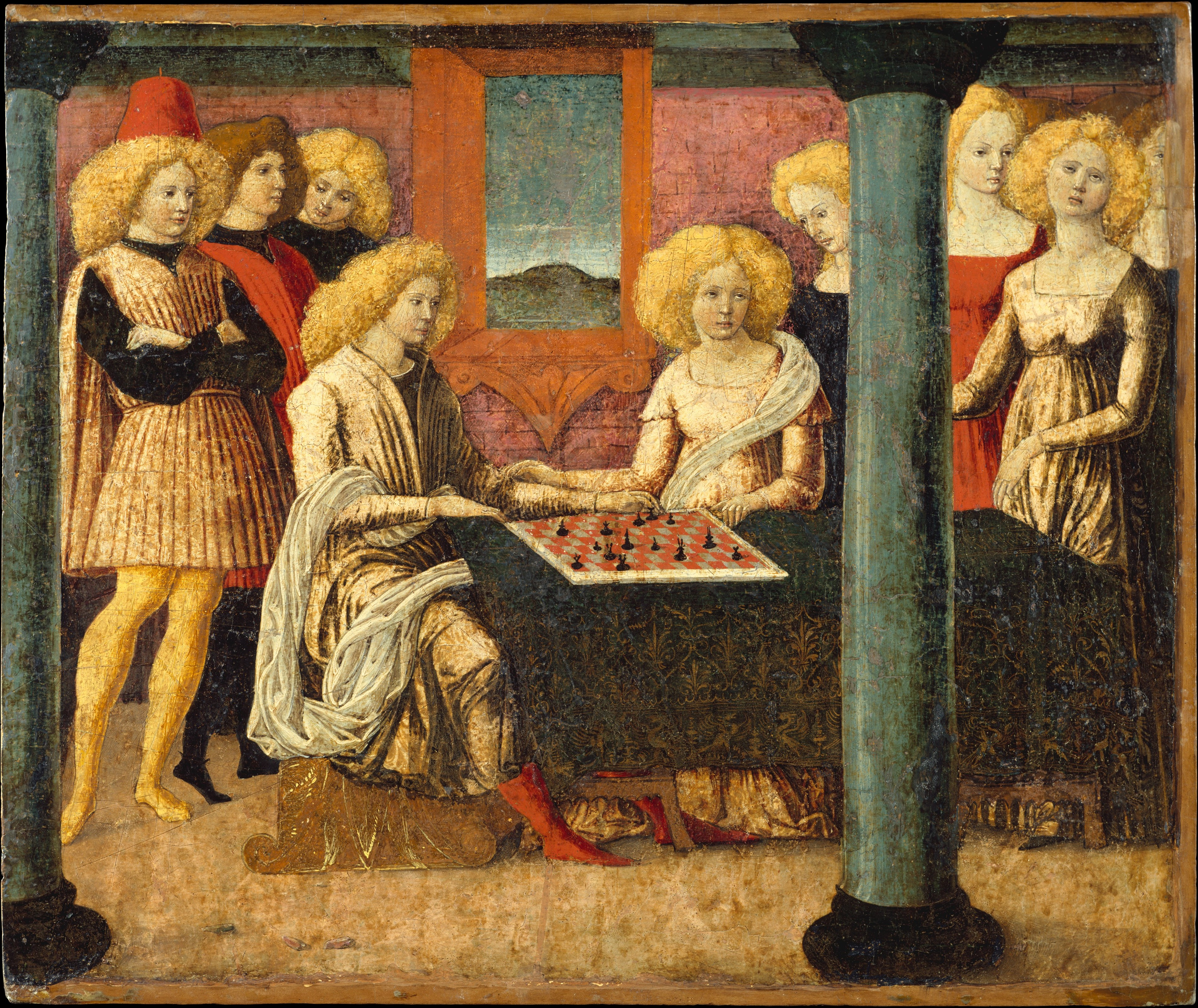 marco del buono giamberti the story of esther the met