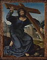 Christ Carrying the Cross, Jan Gossart (called Mabuse) (Netherlandish, Maubeuge ca. 1478–1532 Antwerp (?)), Oil on oak