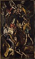 The Adoration of the Shepherds, El Greco (Domenikos Theotokopoulos) and Workshop (Greek, Iráklion (Candia) 1540/41–1614 Toledo), Oil on canvas