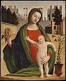Madonna and Child, Bramantino (Bartolomeo Suardi) (Italian, Bergamo (?) ca. 1465–1530 Milan), Tempera on wood