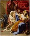 The Rape of Tamar, Eustache Le Sueur (French, Paris 1616–1655 Paris), Oil on canvas