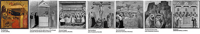 Giotto Di Bondone The Adoration Of The Magi The Met