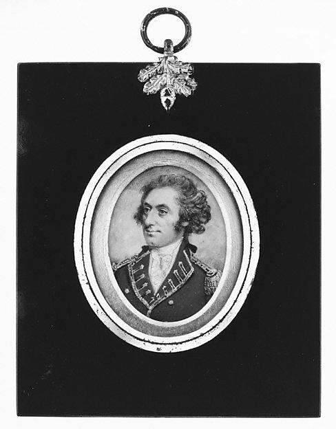 Admiral Adam Duncan (1731–1804), Attributed to Philip Jean (British, 1755–1802), Ivory