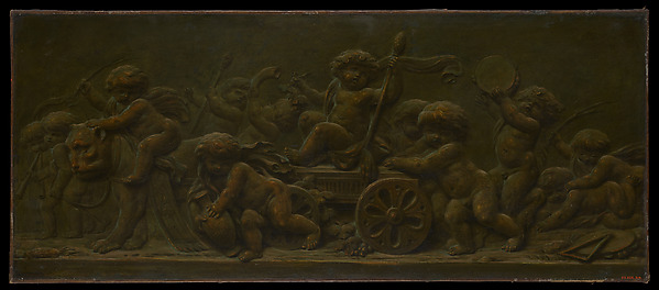 The Triumph of Bacchus, Piat Joseph Sauvage (Flemish, Tournai 1744–1818 Tournai), Oil on canvas