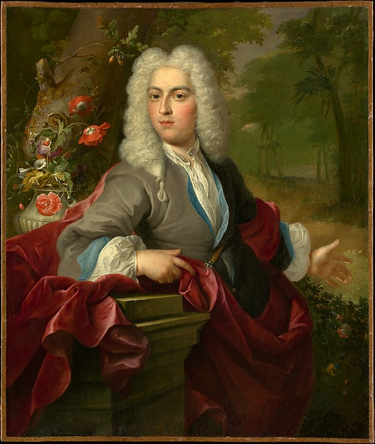 Portrait of a Man, Circle of Arnold Boonen (Dutch, Dordrecht 1669–1729 Amsterdam), Oil on canvas