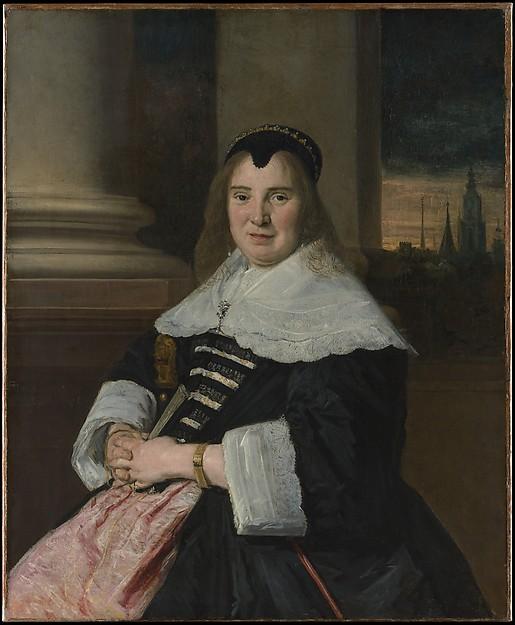 Portrait of a Woman, Frans Hals (Dutch, Antwerp 1582/83–1666 Haarlem), Oil on canvas