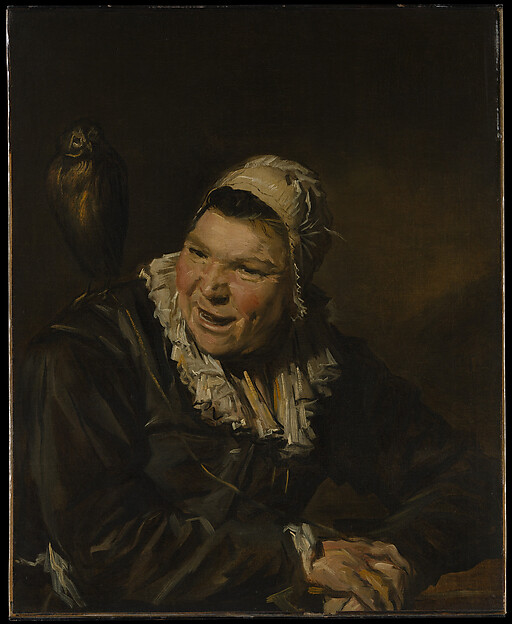 Malle Babbe, Style of Frans Hals (Dutch, second quarter 17th century), Oil on canvas